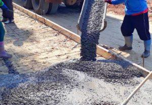 Применение бетонного щебня