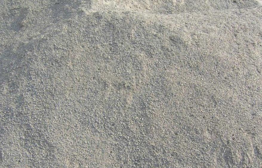 Известняковый отсев 0-5 мм